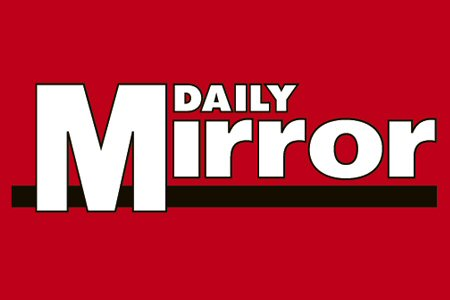 Darin's in the Daily Mirror