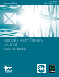 Mental Health Review Journal 2015 20:3 , 199-210